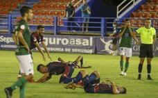 El Extremadura ya solo tiene a dos jugadores en la enfermería