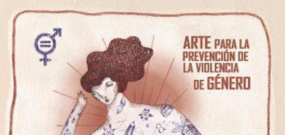 El Espacio para la Creación Joven de Arroyo de la Luz acoge uno de los talleres del proyecto 'Arte para la prevención de la violencia de género'