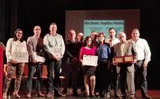 Calurosa acogida a los ganadores de los certámenes anuales en Arroyo de la Luz