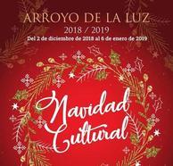 Comienza la Navidad Cultural de Arroyo de la Luz