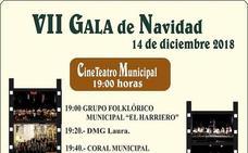 La VII Gala de Navidad se celebrará el próximo 14 de diciembre