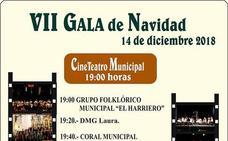 Esta tarde se celebrará la VII Gala de Navidad de Arroyo de la Luz
