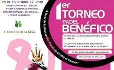 A. D. Pádel Arroyo organiza su primer torneo benéfico a favor de la AECC