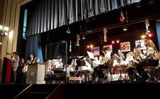 La Banda de Música Municipal dio la bienvenida al 2019 con el Concierto de Año Nuevo