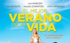La película para mañana domingo es 'El mejor verano de mi vida'