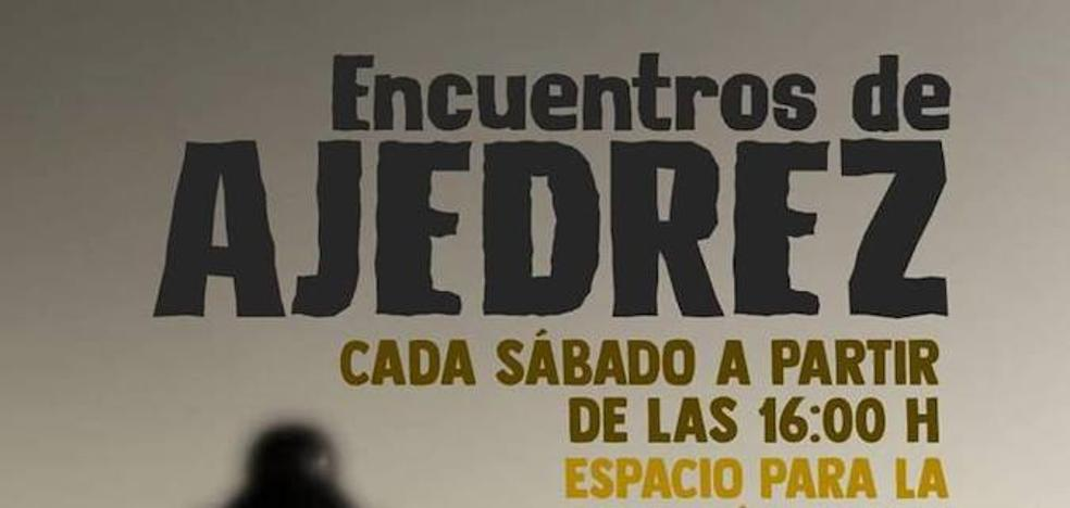 Encuentros de ajedrez en el ECJ de Arroyo de la Luz