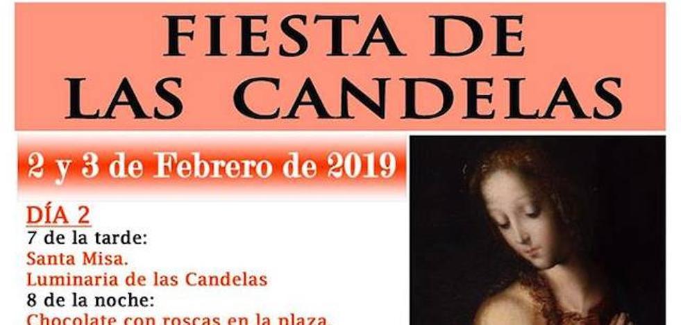 Las Candelas se celebrarán durante el próximo fin de semana