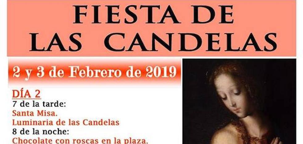 Mañana darán comienzo las Fiestas de Las Candelas