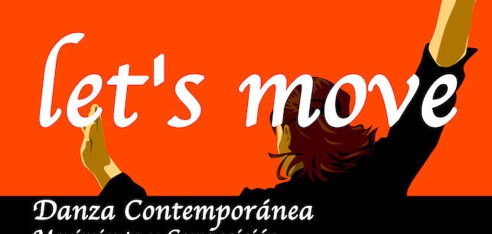El taller de baile Let´s move llega al ECJ de Arroyo de la Luz
