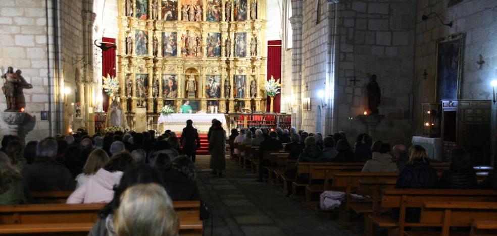 Continúa la Fiesta de las Candelas en Arroyo de la Luz