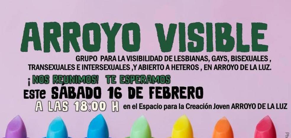 Hoy sábado se reune el grupo Arroyo Visible