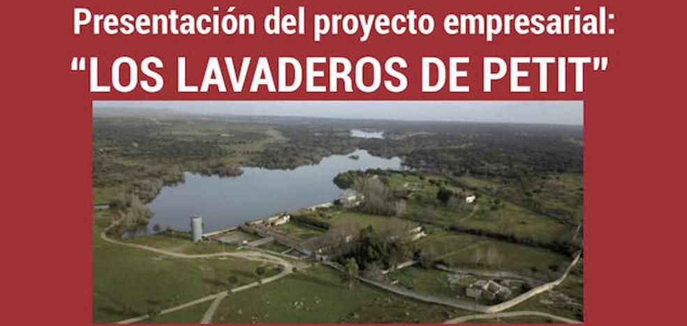 Hoy se presenta el proyecto empresarial 'Los Lavaderos de Petit'