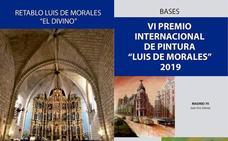 Se convoca la VI edición del Premio Internacional de Pintura 'Luis de Morales'