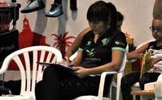 Carmen Fernández: «El equipo depende de sí mismo para ir a la fase de ascenso»