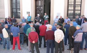 Arroyo volvió a echarse a la calle por la defensa de las pensiones