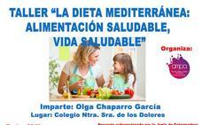 El AMPA de Ntra. Sra. de los Dolores organiza un taller sobre alimentación saludable