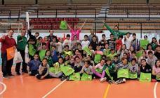 Jornada deportiva del CEIP Ntra. Sra. de la Luz con el Museo Extremeño del Deporte