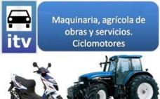 La ITV Móvil para vehículos agrícolas estará en Arroyo de la Luz el 8 de abril