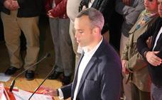 Carlos Caro se presenta como candidato a la alcaldía por el PSOE de Arroyo de la Luz
