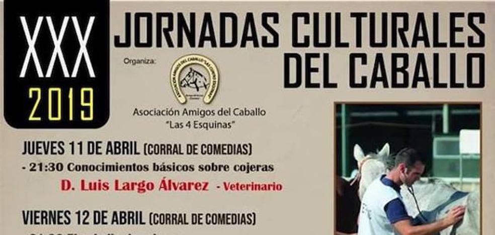 María Isabel Molano, alcaldesa de Arroyo de la Luz, inaugura esta tarde las XXX Jornadas Culturales del Caballo