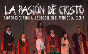 El próximo sábado se representa La Pasión de Cristo, de la asociación malpartideña La Siembra