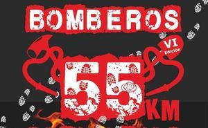 Los Bomberos solidarios vuelven a salir y recorrer 55 km para sensibilizar sobre la fibrosis quística