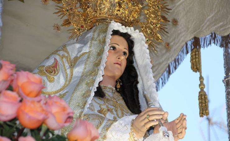 Bajada de la Virgen de la Luz 2019
