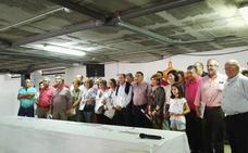 Se presentaron 29 botellas en la XVI Fiesta Gastronómica 'Morcilla Fresca y Vino Casero'