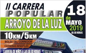 Arroyo de la Luz se prepara para celebrar su II Carrera Popular