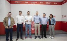 El PSOE creará una red de transporte y turismo entre Cáceres y su zona de influencia