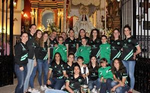 La Asociación Objetivos busca que se otorgue la Medalla de Extremadura al club de voleibol Ntra. Sra. de la Luz