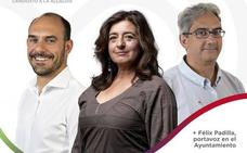 Unidas por Arroyo de la Luz-Izquierda Unida-Podemos ofrecerá su mitin mañana, 21 de mayo