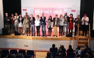 El PSOE Arroyo de la Luz continúa con su campaña electoral