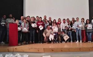 El pasado sábado se celebró el acto reconocimiento para los participantes en el Día de la Luz