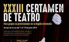 Arroyo de la Luz se prepara para acoger el XXXIII Certamen de Teatro para Grupos no Profesionales de la Región