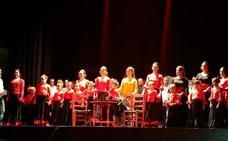 Clausura de la escuela de Sevillanas y Flamenco