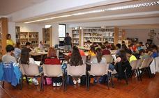 La Biblioteca de Arroyo de la Luz continua con las actividades del Plan de Fomento de la Lectura 2019