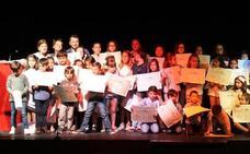 La Escuela Municipal de Música celebra el final del curso