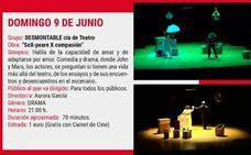 El Cine-Teatro municipal acoge la obra 'Sex-peare X compasión'