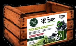 El Ayuntamiento de Arroyo de la Luz apuesta por el Desarrollo Sostenible con una campaña de recogida de basura electrónica