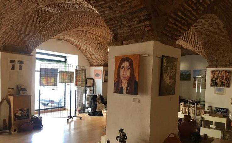 Exposición Arte 16