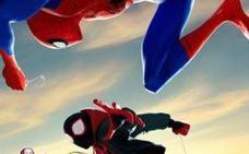 La película para mañana domingo es 'Spiderman. Un nuevo universo'
