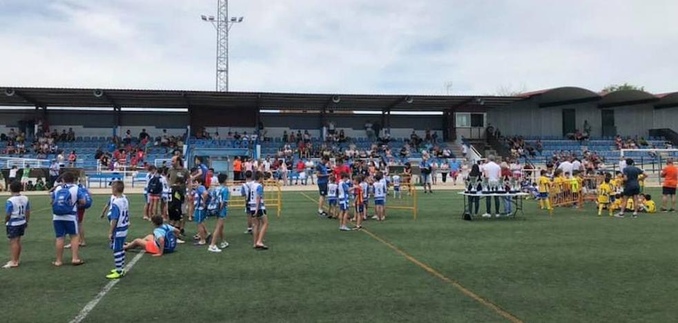 Éxito de participación en el Torneo de Fútbol Base de Arroyo de la Luz