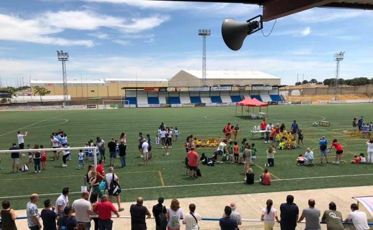 Torneo de Fútbol Base