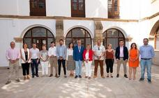 La Presidenta de la Diputación presenta la estructura de la Institución con nuevas áreas como «Medio Ambiente y Transición Ecológica» o «Reto Demográfico»