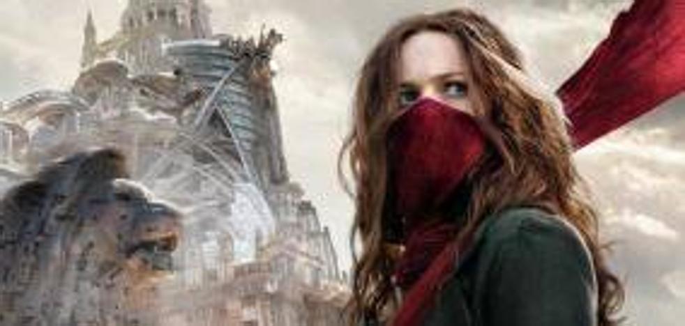 Este domingo se proyectará la película 'Mortal Engines'