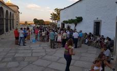 Éxito de participación en los actos en honor a San Cristóbal, patrón de los conductores