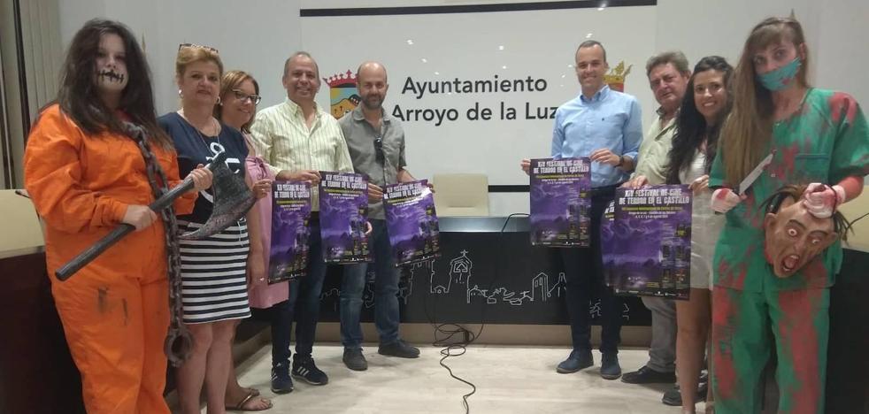 Todo preparado para la XIV edición del Festival de Cine de Terror de Arroyo de la Luz