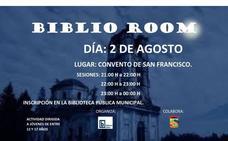 Biblio Room amplía el plazo de inscripción hasta el viernes, 2 de agosto