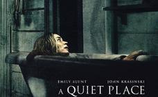 Esta noche se proyecta 'Un lugar tranquilo' en el castillo